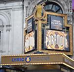 'Paramour' - Theatre Marquee