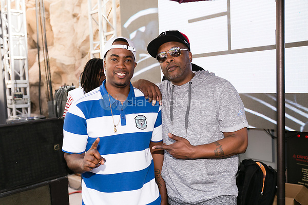 LAS VEGAS, NV - MARCH 26: DJ Jazzy Jeff at Rehab Beach Club at The Hard Rock Hotel and Casino in Las Vegas, Nevada on March 26, 2017. Credit: GDP Photos/MediaPunch