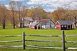 Farm in Pomfret, VT, USA