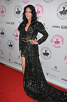 BEVERLY HILLS, CA. October 8, 2016: Apollonia Kotero at the 2016 Carousel of Hope Ball at the Beverly Hilton Hotel.<br /> Picture: Paul Smith/Featureflash/SilverHub 0208 004 5359/ 07711 972644 Editors@silverhubmedia.com