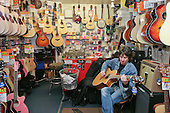 Chris Bryant Guitar shop