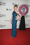 Ashley Spencer attends th 66th Annual Tony Awards on June 10, 2012 at The Beacon Theatre in New York City.
