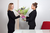 06/02/2012 Mitie in Bristol are to start offering an internal flower delivery service.<br />