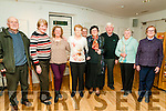 Rambling House : Attending the Rambling House at the Seanchai Centre, Listowel on Thursday night last were Donal O'Connor, Mary Somers, Marie Harnett, Mary Lynch, Helen Murphy, Peg Casey, Donal & Theresa Looney & Breda Moore.