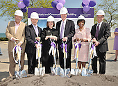 Groundbreaking for the New Music and Communication Building