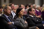 28.1.2013, Berlin, Jüdisches Gemeindehaus. Spendenveranstaltung der Initiative 27.Januar. Gitta Connemann, Stellvertretende Vorsitzende der Deutsch-Israelischen Parlamenariergruppe (Mitte).