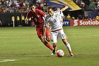 Mexico vs Panama, July 22, 2015