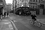 Bateman St. Soho London