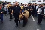Saintes Maries festival Bears