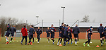 100317 Rangers training