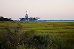 USS Yorktown Aircraft Carrier at Patriots Point Mt Pleasant South Carolina
