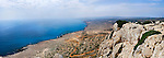 Beautiful panoramic view on Cape Gkreko in Cyprus