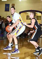 Boys Varsity Basketball vs. Hamilton Heights 12-2-11