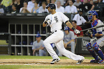 CHICAGO - JULY 06:  Alex Rios #51 of the Chicago White Sox bats against the Toronto Blue Jays on July 6, 2012 at U.S. Cellular Field in Chicago, Illinois.  The White Sox defeated the Blue Jays 4-2.  (Photo by Ron Vesely)  Subject:  Alex Rios