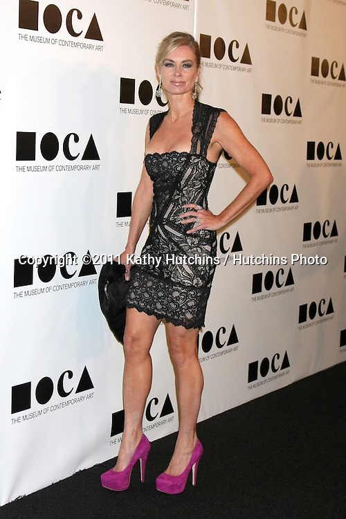 LOS ANGELES - NOV 12:  Eileen Davidson arrives at the MOCA Gala 2012 at MOCA on November 12, 2011 in Los Angeles, CA