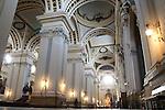 Basilica of Our Lady of Pilar Church; Zaragoza - Saragossa; Aragon; Spain
