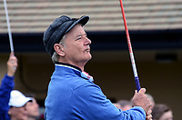Bill Murray, actor, comedian, USA, amateur golfer, competitor, 201206270304. Bill Murray, actor, comedian, USA, amateur golfer, competitor, 201206270304..Photo taken 27th June 2012 on the first tee, Pro-Am competition, Irish Open Championship, Royal Portrush Golf Club, N Ireland...© Victor Patterson, 54 Dorchester Park, Belfast, N Ireland. Tel: +44 2890661296; Mobile: +44 7802 353836; Emails: victorpatterson@me.com & victorpatterson@gmail.com; www.victorpatterson.com