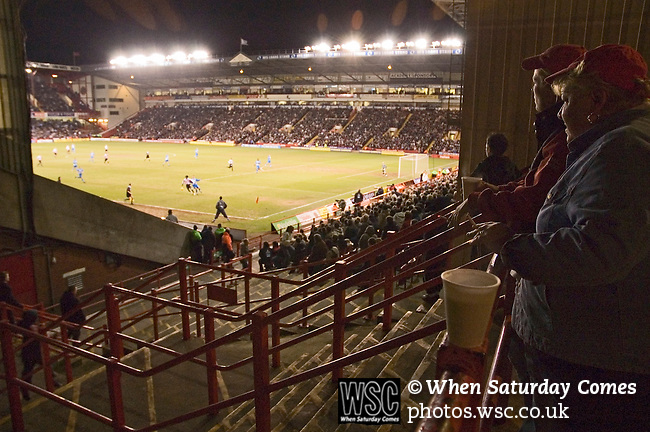 Sheffield United 1 Reading 1, 14/02/2006. Bramall Lane, Championship. Photo by Paul Thompson.