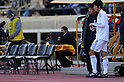 "(L-R) ?Ö'Ë--² ?Ä""Â/Takashi Sekizuka, ?R'º~a-ç/Kazuya Yamamura (JPN),..FEBRUARY 9, 2011 - Football :..International friendly match between Kuwait 3-0 U-22 Japan at Mohammed Al-Hamad Stadium in Kuwait City, Kuwait. (Photo by FAR EAST PRESS/AFLO)"