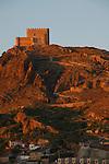 Castillo de Jumilla. Murcia.