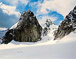 Bugaboos, Purcell mountains, British Columbia, Canada
