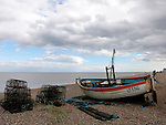 Fishing Boats on Beach, Aldeburgh, Suffolk