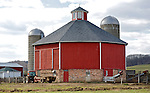 A collection of Barns that still can be seen while traveling the countryside in  the beautiful State of Wisconsin.<br /> Sauk County- Hwy 23 near Plain.