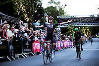 Ilkley Cycle Races - 22 June 2016