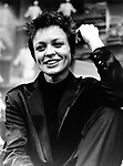 Laurie Anderson 1982.© Chris Walter.