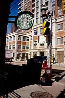 Toronto (ON) CANADA - April 2007 File photo -