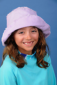 stock photo of a little girl