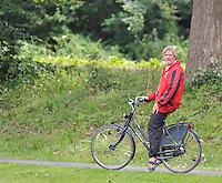 Amsterdam, NETHERLAND, SUI Coach Tim FOSTER. 2011 FISA U23 World Rowing Championships, Thursday, 21/07/2011 [Mandatory credit:  Intersport Images].