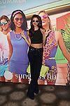 Victoria Secret Angel and Sports Illustrated Model Sara Sampaio Attends Sunglass Hut Electric Summer Campaign Kick-Off Held at Industry Kitchen