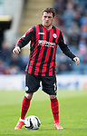 Dundee v St Johnstone...25.04.15   SPFL<br /> Danny Swanson<br /> Picture by Graeme Hart.<br /> Copyright Perthshire Picture Agency<br /> Tel: 01738 623350  Mobile: 07990 594431