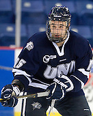 John Henrion (UNH - 16) - The visiting University of New Hampshire Wildcats defeated the University of Massachusetts-Lowell River Hawks 3-0 on Thursday, December 2, 2010, at Tsongas Arena in Lowell, Massachusetts.