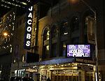'The Color Purple' - Theatre Marquee