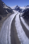 Chilkat Glacier, Skagway, S. E. Alaska<br />