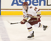Brooks Dyroff (BC - 14) - The Boston College Eagles defeated the visiting University of Vermont Catamounts 6-0 on Sunday, November 28, 2010, at Conte Forum in Chestnut Hill, Massachusetts.