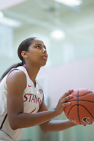 STANFORD, CA - JULY 22, 2014 - Taylor Rooks of Stanford University