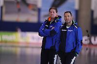 SPEED SKATING: CALGARY: Olympic Oval, 07-03-2015, ISU World Championships Allround, training, ©foto Martin de Jong
