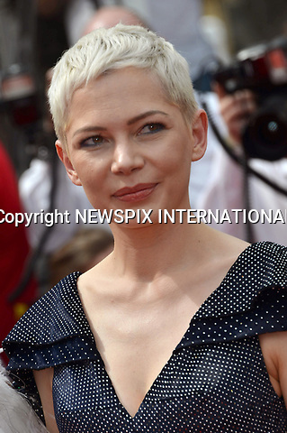 18.05.2017; Cannes, France: MICHELLE WILLIAMS<br />attends the premiere of &ldquo;Wonderstruck&rdquo; at the 70th Cannes Film Festival, Cannes<br />Mandatory Credit Photo: &copy;NEWSPIX INTERNATIONAL<br /><br />IMMEDIATE CONFIRMATION OF USAGE REQUIRED:<br />Newspix International, 31 Chinnery Hill, Bishop's Stortford, ENGLAND CM23 3PS<br />Tel:+441279 324672  ; Fax: +441279656877<br />Mobile:  07775681153<br />e-mail: info@newspixinternational.co.uk<br />Usage Implies Acceptance of Our Terms &amp; Conditions<br />Please refer to usage terms. All Fees Payable To Newspix International