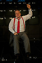 """London, UK. 16/11/2011. """"A Walk On Part"""" opens at the Soho Theatre. The play is based on the diaries of MP Chris Mullin. Picture shows Jim Kitson as John Prescott. Photo credit: Jane Hobson"""