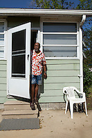 Robert Bennett poses for a portrait outside his home on Tuesday, April 26, 2011 in Annapolis, MD.