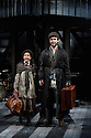 London, UK. 14.10.2016. Danielle Tarento, Steven M Levy, Sean Sweeney and Vaughan Williams present RAGTIME, at the Charing Cross Theatre. Directed by Thom Southerland, with lighting design by Howard Hudson. Picture shows:  Riya Vyas (Little Girl), Gary Tushaw (Tateh). Photograph © Jane Hobson.