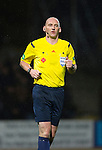 Dundee v St Johnstone....08.11.14   SPFL<br /> Ref Bobby Madden<br /> Picture by Graeme Hart.<br /> Copyright Perthshire Picture Agency<br /> Tel: 01738 623350  Mobile: 07990 594431