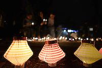 Día de las Velitas / Day of the Candles. Bogotá Colombia, 7-12-2014