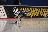 SPEEDSKATING: CALGARY: Olympic Oval, 25-02-2017, ISU World Sprint Championships, 1000m Men, Daniel Greig (AUS), ©photo Martin de Jong