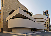 Guggenheim Museum of Art, Manhattan, New York City, New York, USA