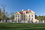 Palmse Manor House in Lääne-Viru County, Estonia
