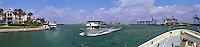 Fisher Island, Miami,  Florida, Marina CGI Backgrounds, ,Beautiful Background